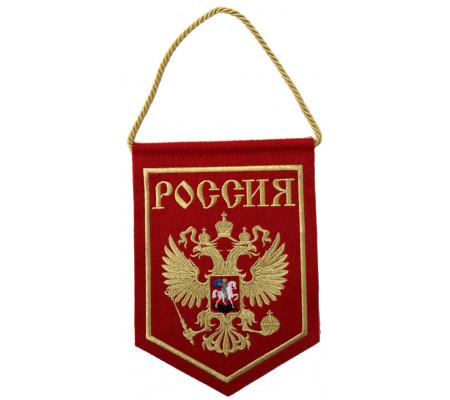 "Small pennant ""Russia"" (emblem)"