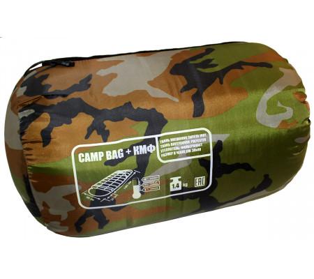 "Sleeping bag ""Camp Bag"" (to 0C), ""Kukla"""
