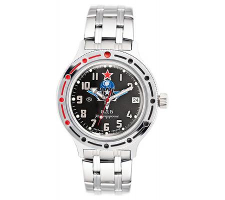 "Russian watches VOSTOK Komandirskie ""VDV"" Amphibian (420288)"