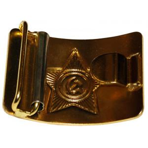 Metal buckle SSSR
