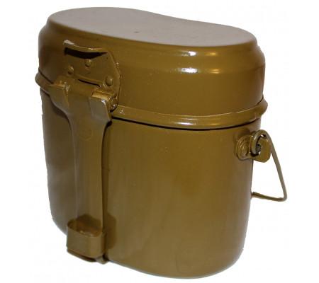 "Pot VDV aluminum ""Olive"" (1970x)"