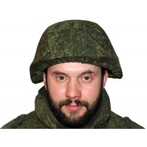 Helmet 6B27 with cover (replica)