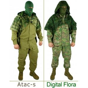 "Sniper coat ""Ghost"""