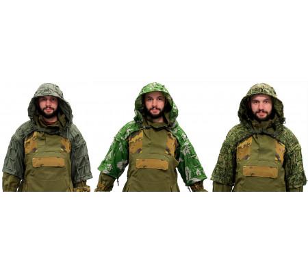 """Sniper coat """"Viper Hood"""""""