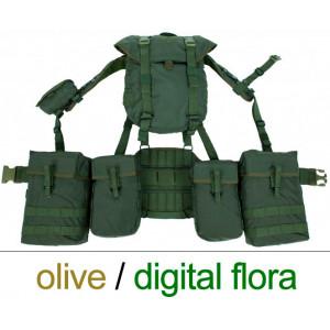 """Tactical vest """"SMERSH"""" PKM"""
