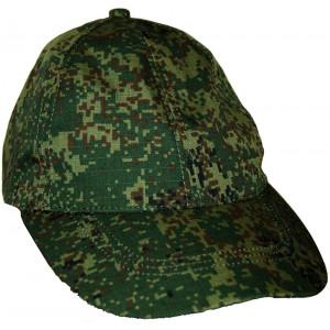 """Baseball cap """"Digital Flora"""" (RIP-Stop)"""