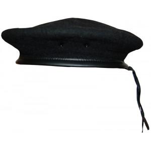 Seamless beret (Black)