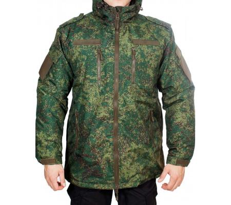 """Winter jacket """"MPA 39 02"""" Digital Flora VKBO (membrane, fleece)"""