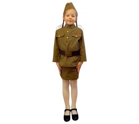 """Children's suit """"USSR"""" (girl)"""