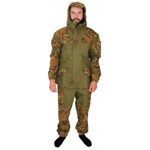 """Suit """"Gorka 3K"""" Frog (RIP-Stop) BARS"""