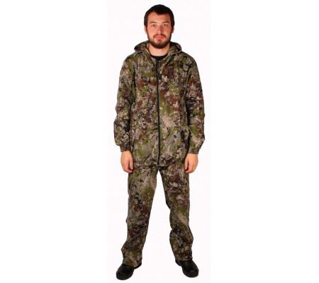 "Suit camouflage ""Spectrum"" (green-brown)"