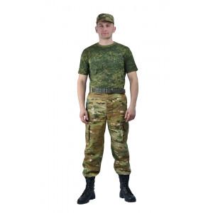 "Suit camouflage ""Tourist 2"" (Multicam) ""Twill Pich"""