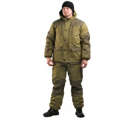 "Winter suit ""Gork  3"" (fleece, sintepon)"