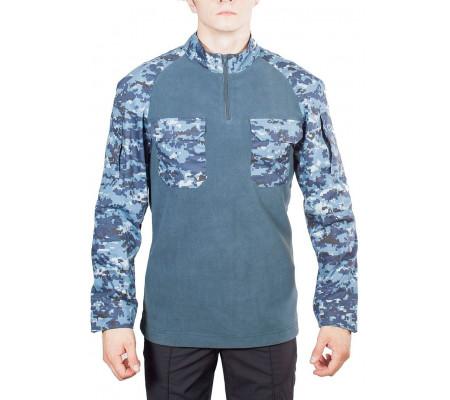 "Sweatshirt MPA-11 ""MVD Blue Digital"""