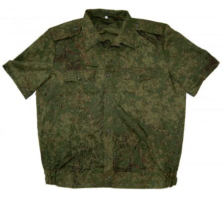 """Sleeveless shirt """"Digital Flora"""""""