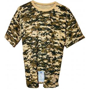 """T-Shirt """"Grey Digital"""""""