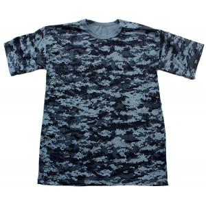 "T-Shirt ""MVD Blue Digital"""