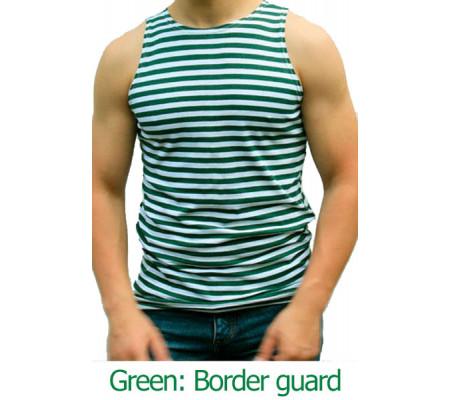 Sleeveless telniashka (Green - Border Guard)