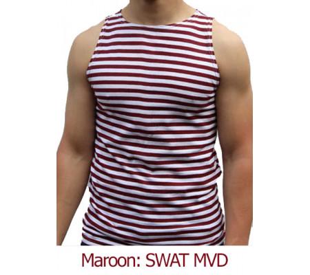 Sleeveless telniashka (Maroon - SWAT MVD)
